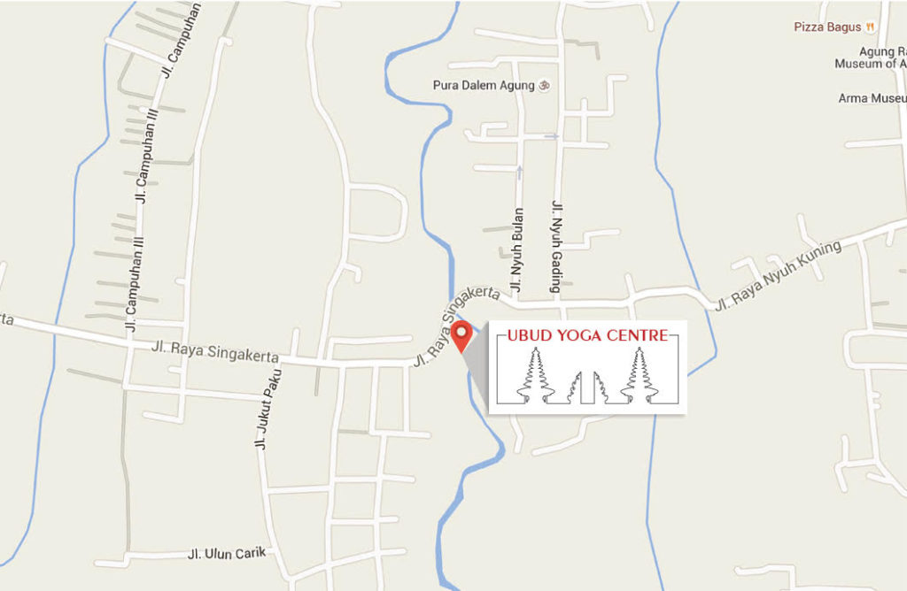 ubudyogacentre-map-location