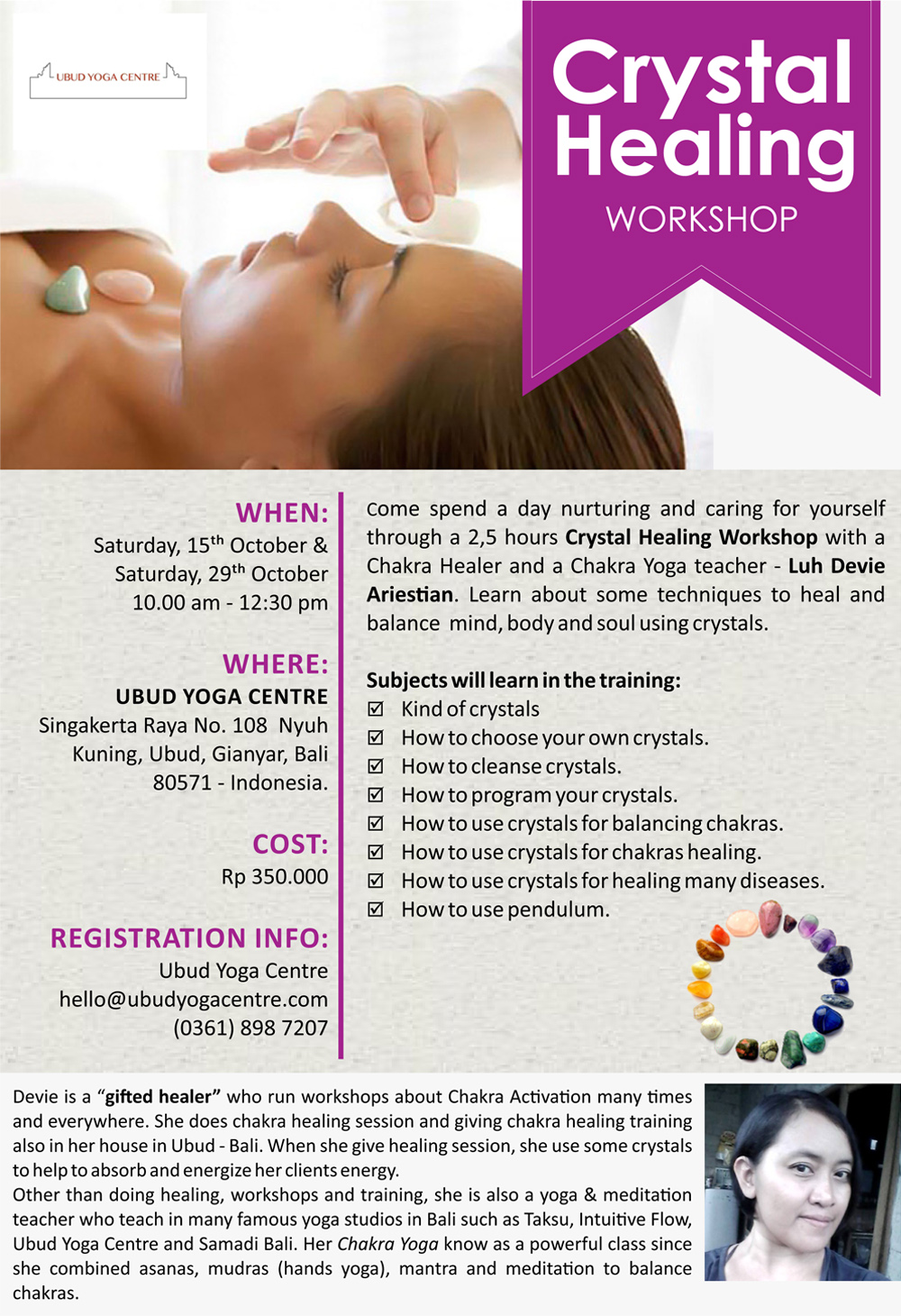 ubudyogacentre-crystal-healing-workshop